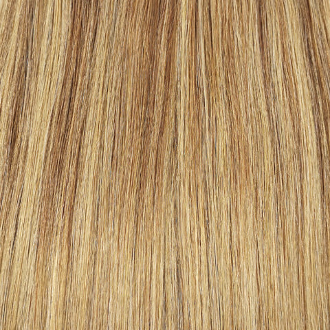Volumizer: Latte Balayage quad weft extensions 👸