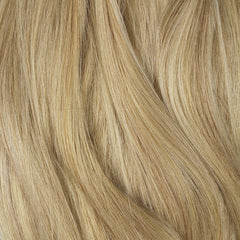 Volumizer: Natural blonde quad weft extensions 👱‍♀️