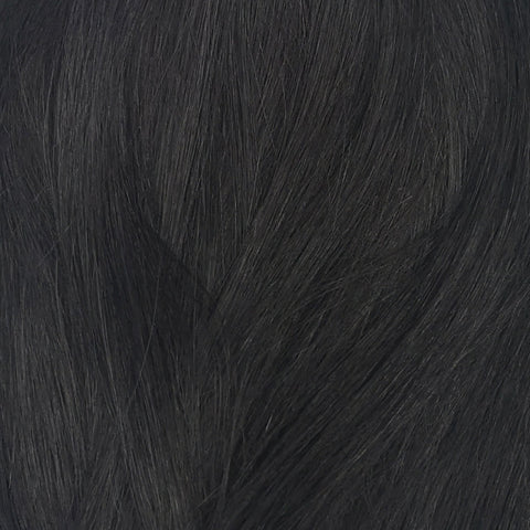 Volumizer: Zwarte quad weft extensions 🖤