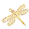 Dragon Fly Charm Pendant