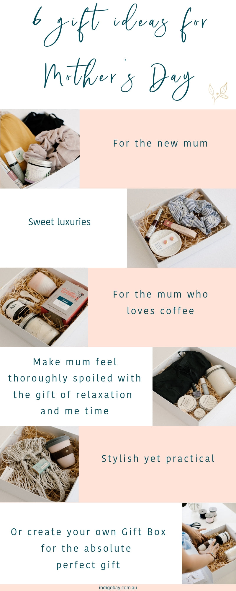 Indigo Bay Mother's Day Gift Guide