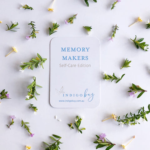 Memory Makers Self-Care Edition