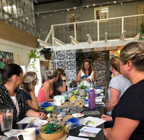 Noosa Collective Jewellery Making Workshop