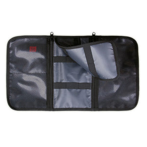 2-in-1 Travel USB Cable Organizer Storage Bag Travel Carry-on Electronic Accessories Case