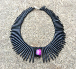 San Remo BLACK Necklace ON SALE