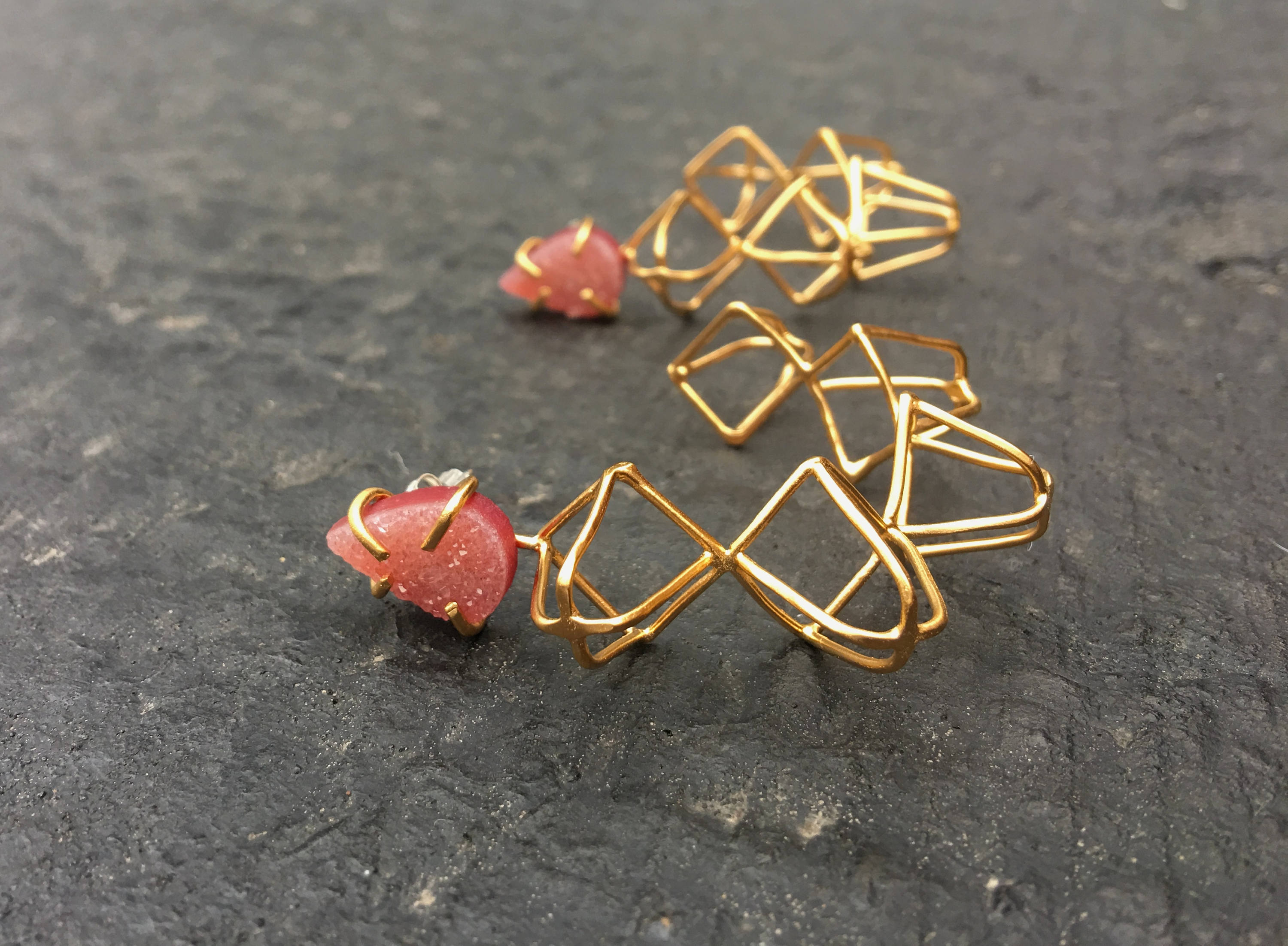 BROKEN- Earrings 5