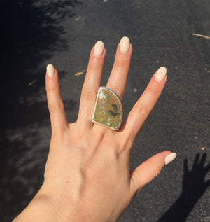 Large Rhyolite Ring