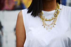 Versailles THICK Necklace
