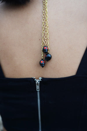 Napoli BLACK Necklace