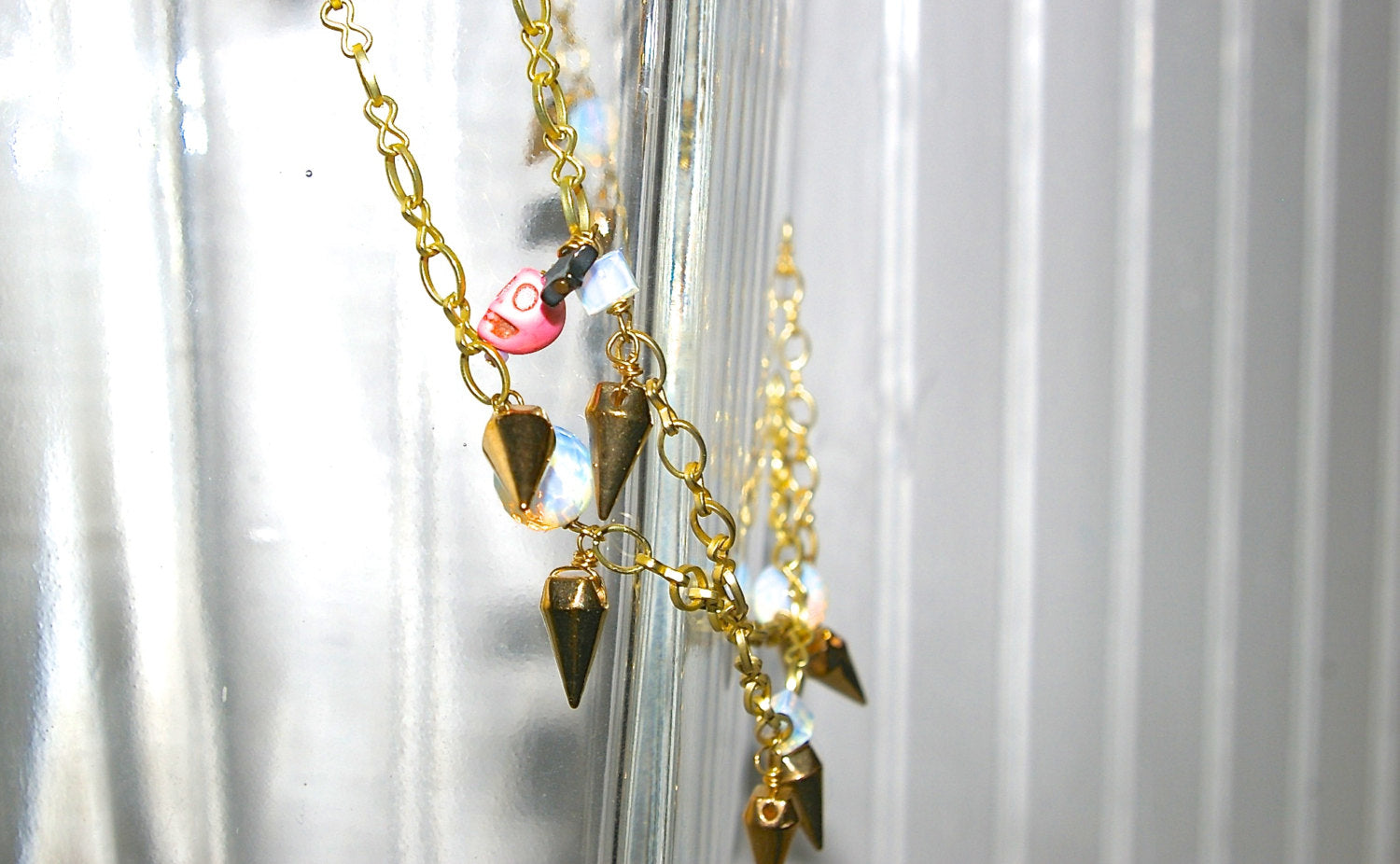 Versailles THIN Necklace