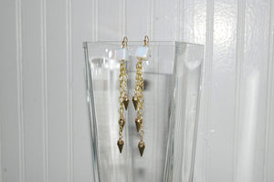 Torino LONG Earrings
