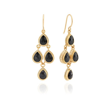 Anna Beck Hypersthene Chandelier Earring