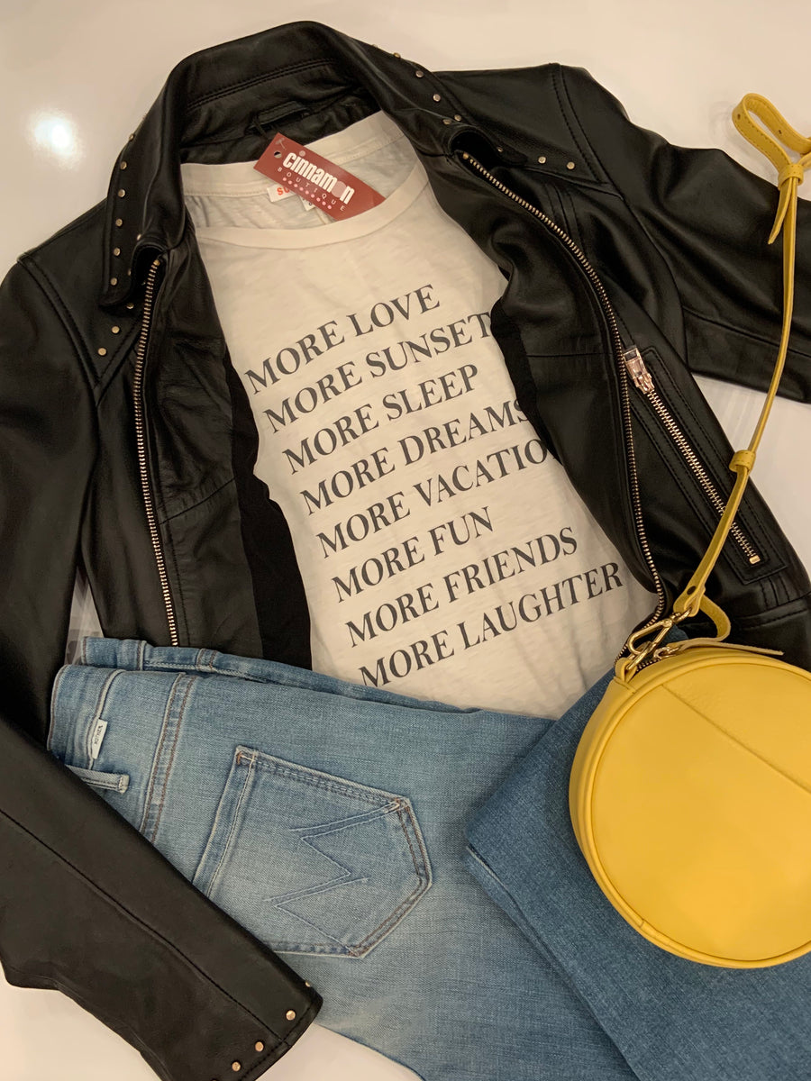 Sundry More Love Tee