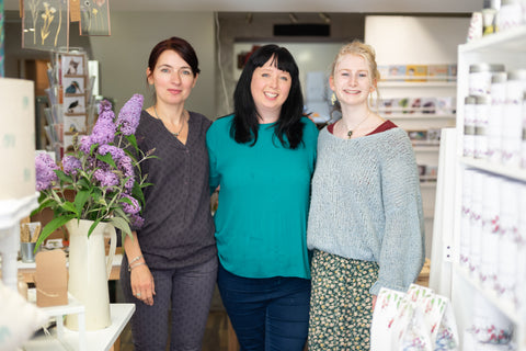 Green Dot Irish Design Makers Craft Studio & Shop