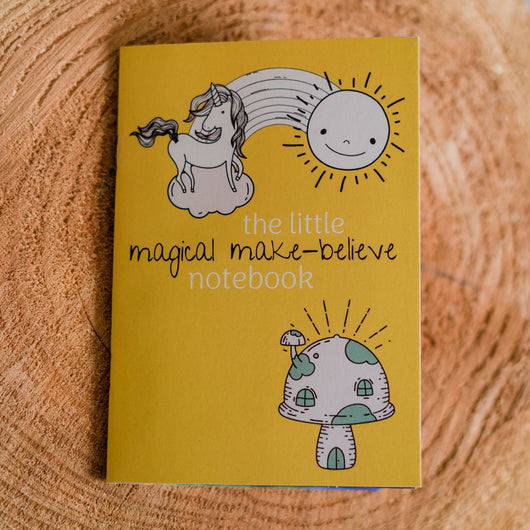 The Little Magical Make-Believe Notebook