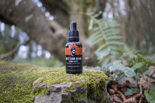 Cedarwood & Siberian Fir Beard Oil
