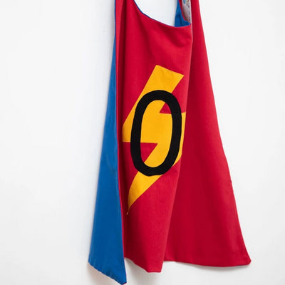 Classic Superhero Cape - MADE TO ORDER