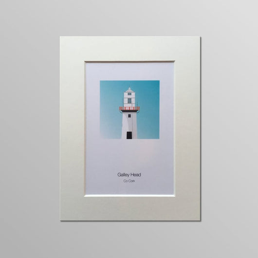 Galley Head Lighthouse Print