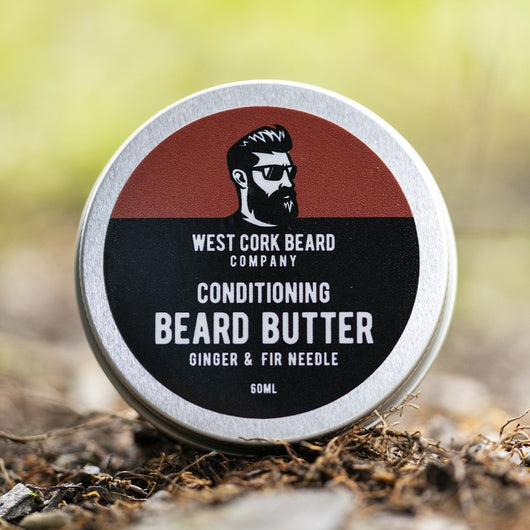 Ginger & Fir Needle Beard Butter
