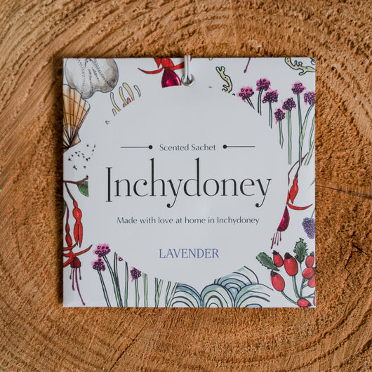 Scented Sachet by Inchydoney Candles