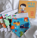 'Its a Boy' Bandana Gift box