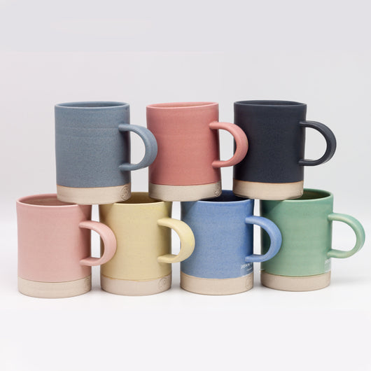 Large mug by John Ryan Ceramics
