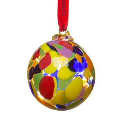 Christmas Glass bauble
