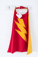 Red Hot Superhero Cape - MADE TO ORDER