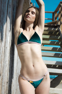 Ladyship Velvet Crush Bikini Set
