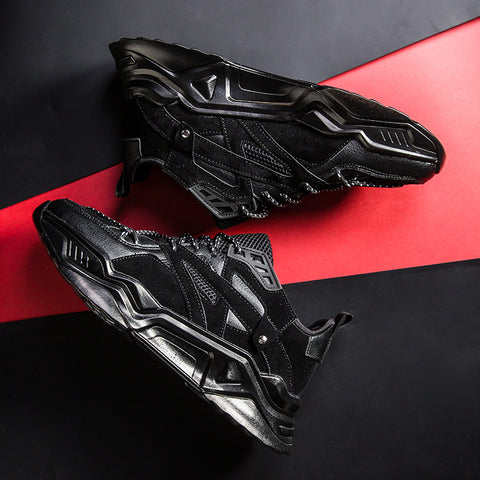 THUNDERBOLT X2-R Sneakers - Triple Black