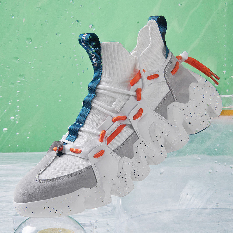HEBRON 'Savage Ninja' X9X Sneakers