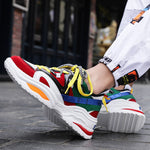 CHUNKY X9X Wave Runner Sneakers