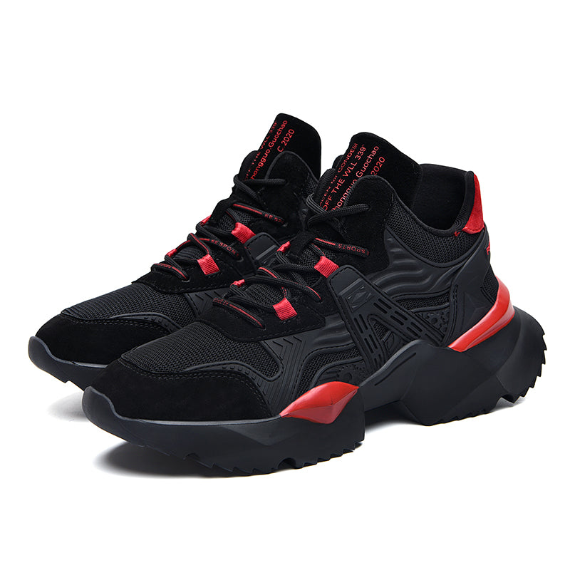 VYPER 'Jagged Jockey' R7X Sneakers