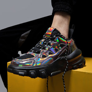 CYGNUS 'Psychedelic Realm' X9X Sneakers