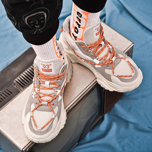 'OXO HYPE' Wave Runner Sneakers
