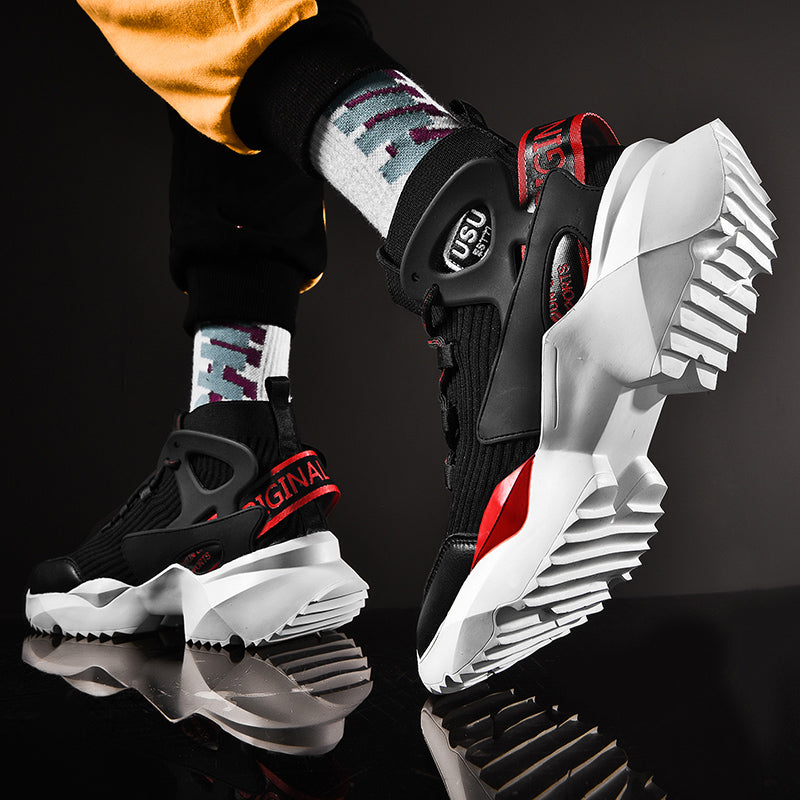 HYPE-X 'Level Insane' X9X Sneakers