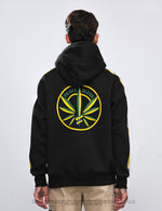 Peace+Bless Printed Fleece Hoodie