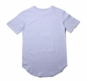 Basic Long T-Shirt - 5 Colors