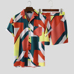 MLB Design R2 Shirt and Shorts Set