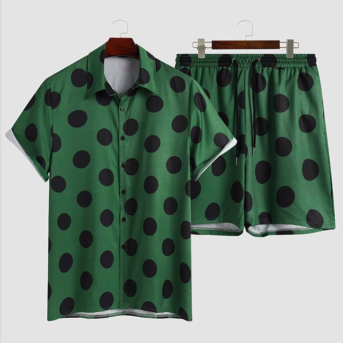 MLB Design R12 Shirt and Shorts Set