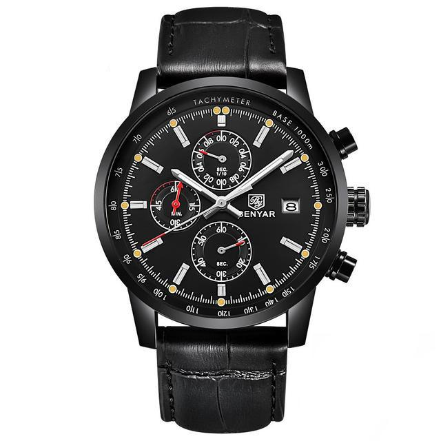 Modern Chronograph Sports Watch