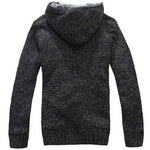 Luxury Fur Lined Thick Winter Hoodie - 5 Colors