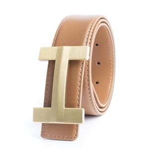 Signorile H Leather Belt