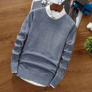 Premium Cashmere Slim Fit Sweater