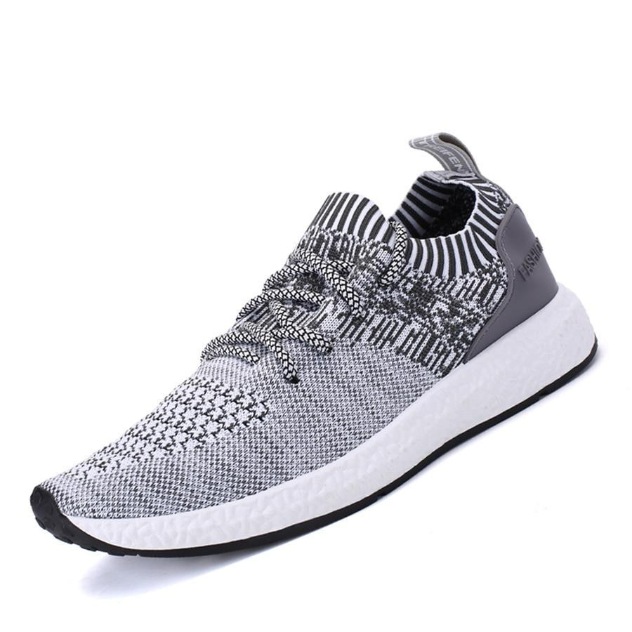 MINIMO Luxury Knitted Casual Sneakers