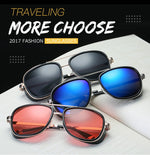 Modern Aviator Sunglasses