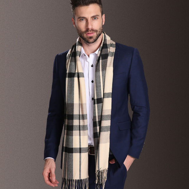 Premium Plaid Scarf - 11 different styles