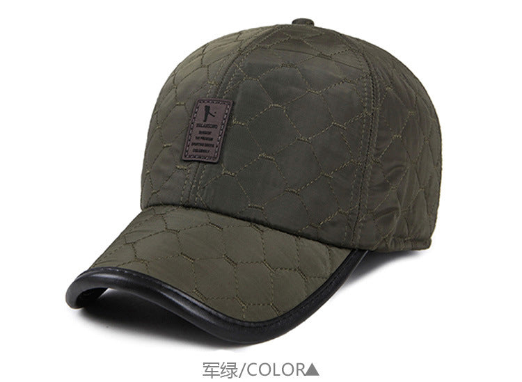 Winter Baseball Cap