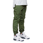 Premium Harem Stretch Joggers - 5 Colors