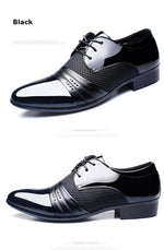 Luxury Leather Dress/Formal Shoes